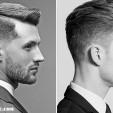 Tóc nam cứng và dày nên để kiểu gì thì phù hợp ?